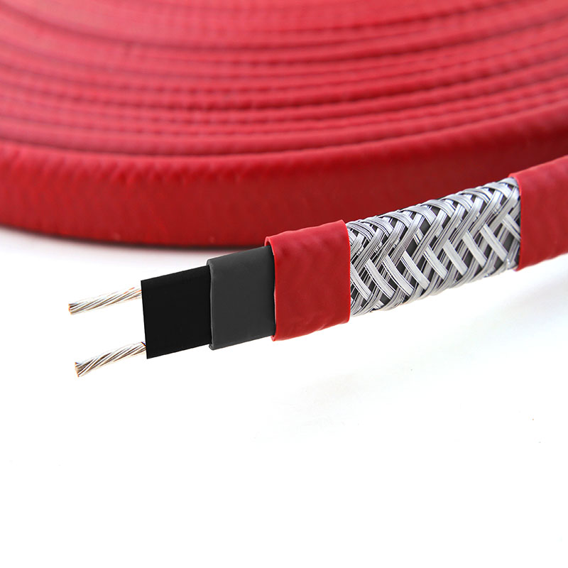 Certificated thermostat pipeline electric heating wire heating cable