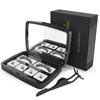 Black Luxury Acrylic Box-4 small clusters