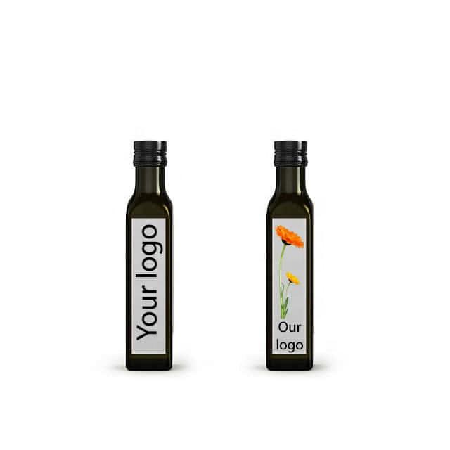 Cold Pressed Best Edible Linseed Vegetable Flaxseed Oil