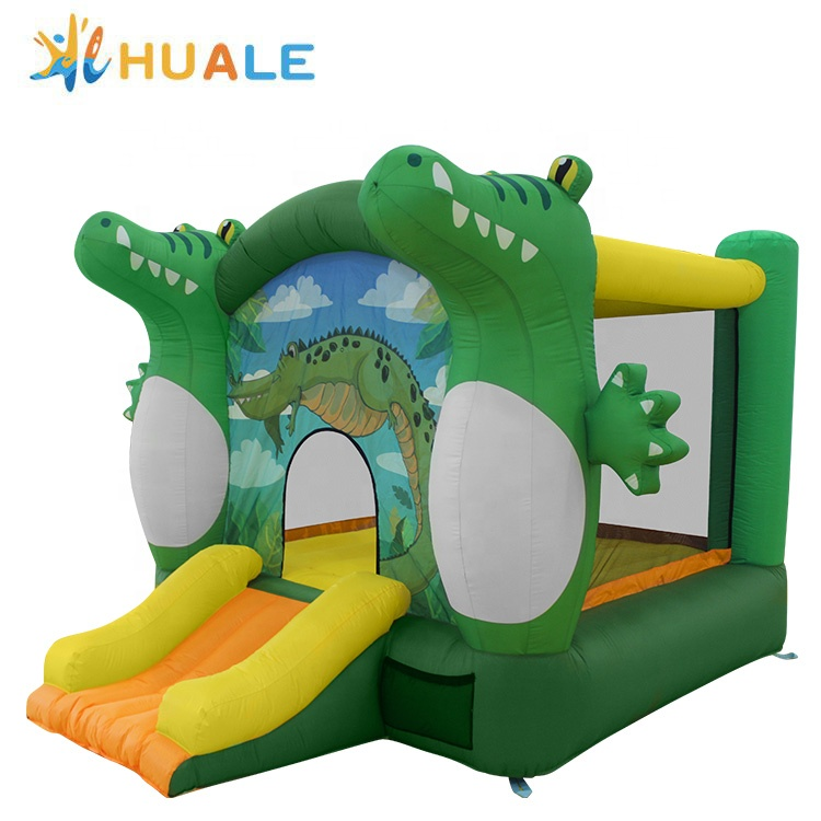 Hot selling customized bouncer house inflatable jumping castle Oxford home use for kids playing with accessories