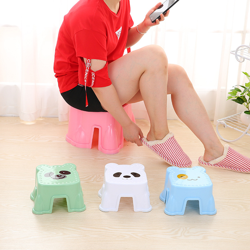 Cheap Stacking Children Plastic Seat Stool