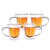High quality borocilicate glass cup