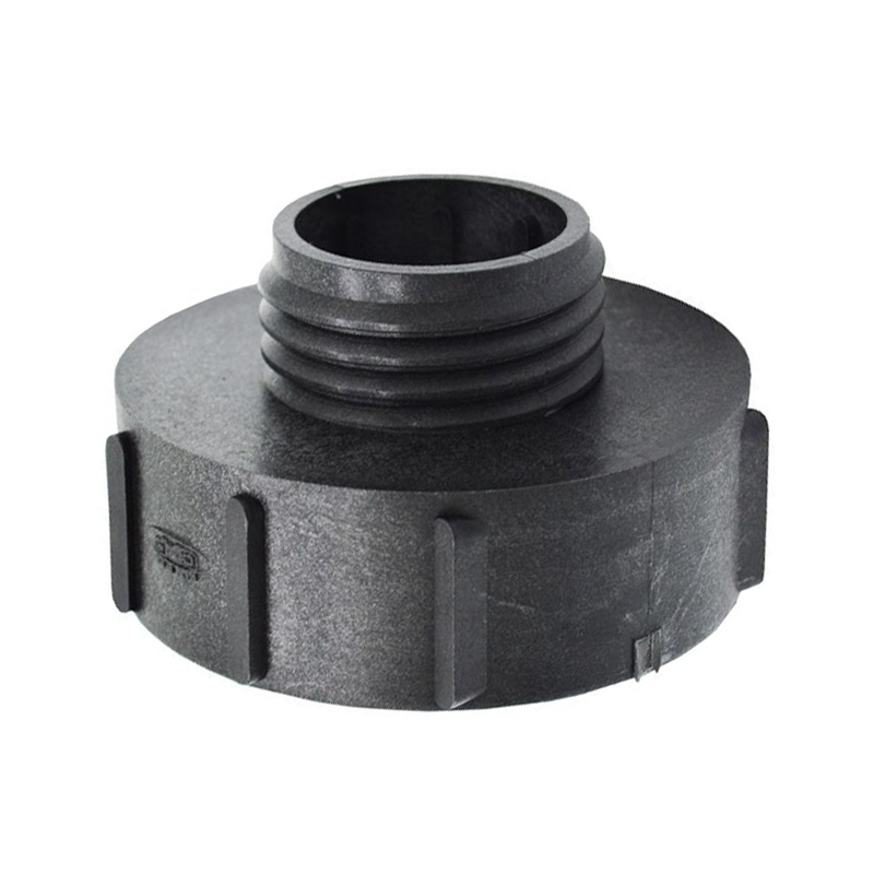 """IBC ADAPTOR Fitting to 1/"""" BSP FEMALE THREAD Reducer Outlet Valve Buttress Tote"""