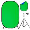 Зеленый/синий доска + рамка + разъем