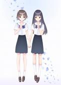 BLUE REFLECTION RAY / 澪