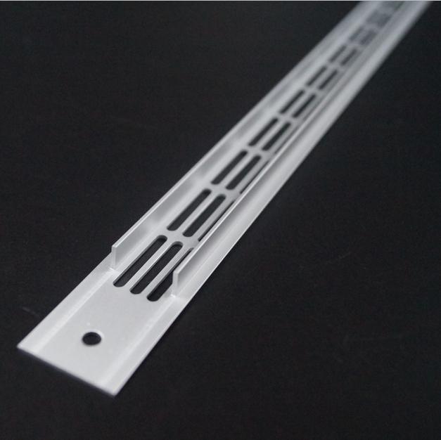 width 24mm length 500mm aluminum ventilation grilles for kitchen cabinet