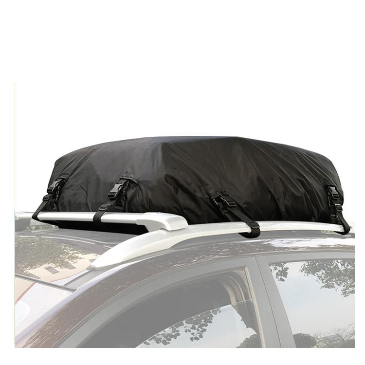 hot sale Large Capacity Durable Waterproof Folding Car Roof Top Bag