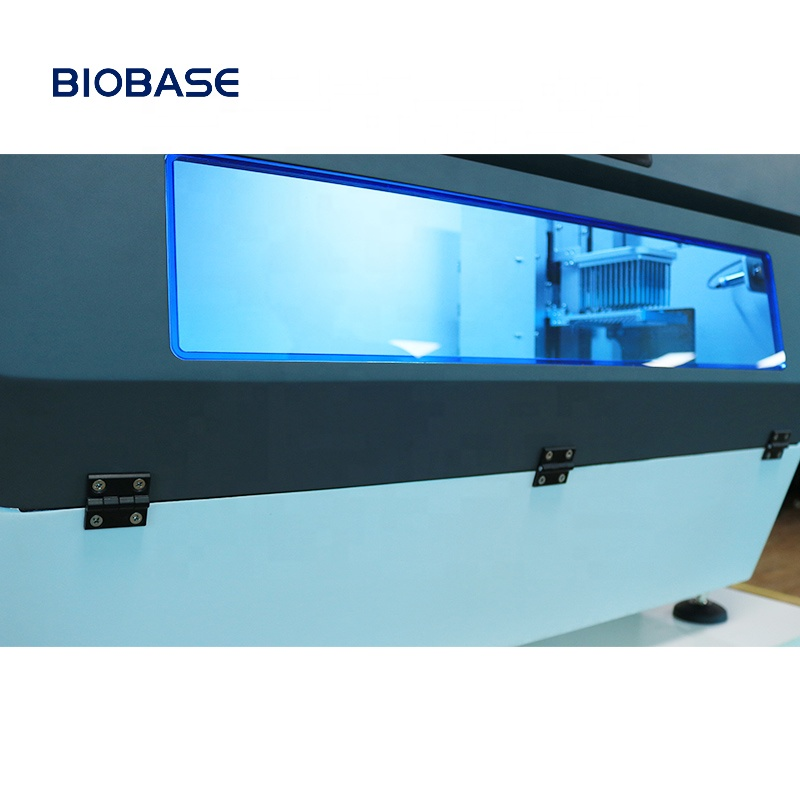 BIOBASE China high quality lab medical blood Automatic Nucleic Acid Extractor System