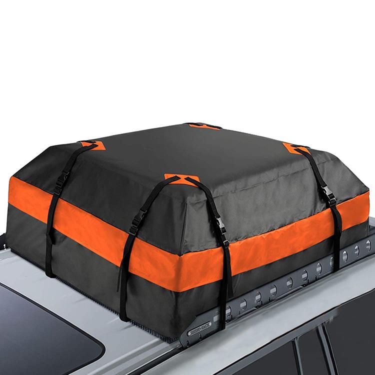 100% Waterproof Rooftop Cargo Carrier Anti-slip Mat Rack Car Roof Bag Waterproof