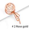 #2 Rose Gold