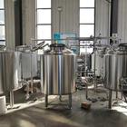 Plant 300l Fermenter 300L Beer Brewery Equipment Beer Fermenting Turnkey Plant For Bar / Pubs / Brew Kettle Systrem
