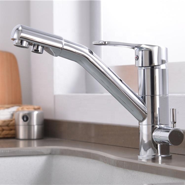 YL-502 2020 Новые поступления 3 way смеситель для кухни с фильтром кухонный кран для питьевой воды