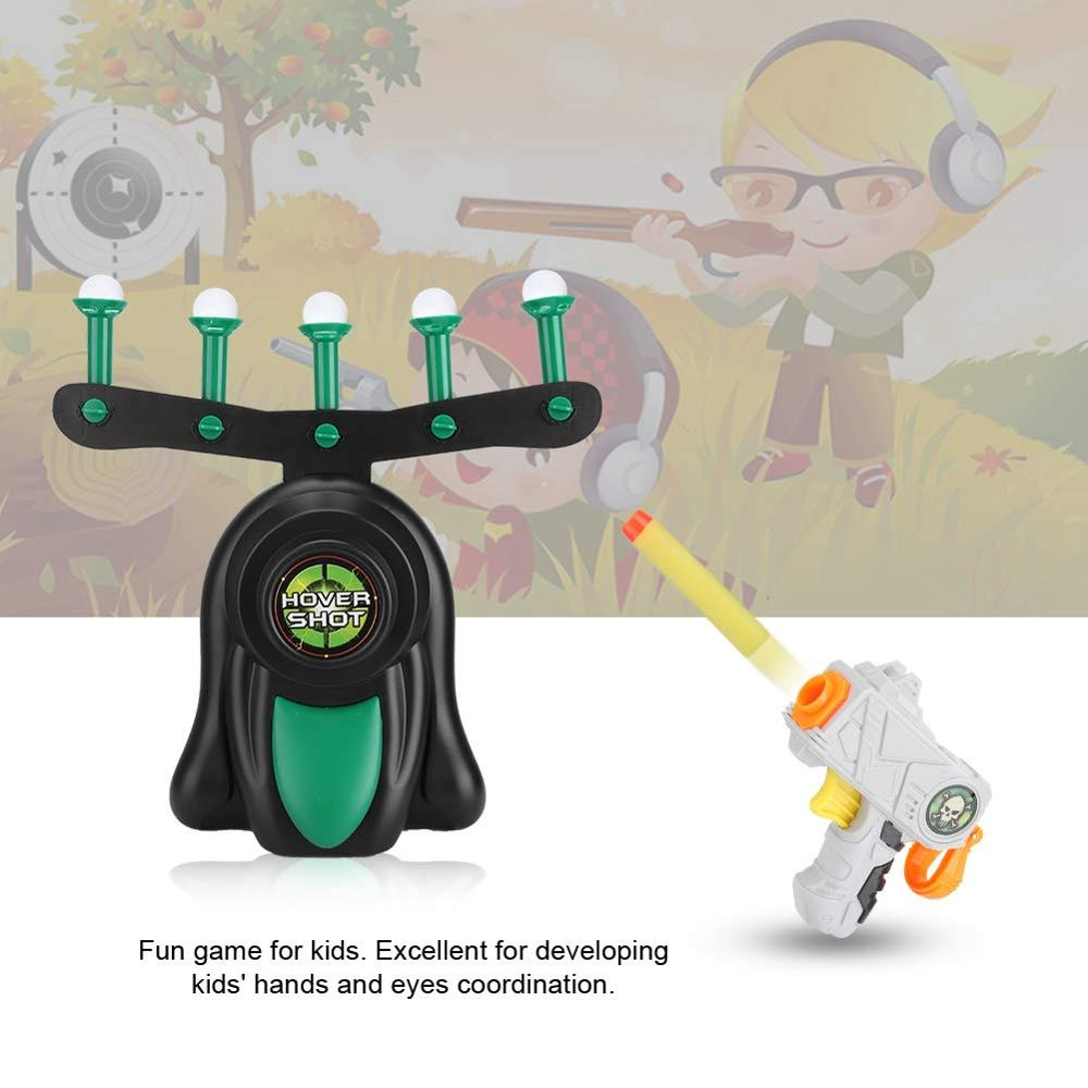 Hot selling hover shot toy popular electric floating target game toy floating gun game toy 2020
