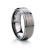 Factory fashion jewellery tungsten ring blank for couples tungsten carbide jewelry wedding bands womens ring
