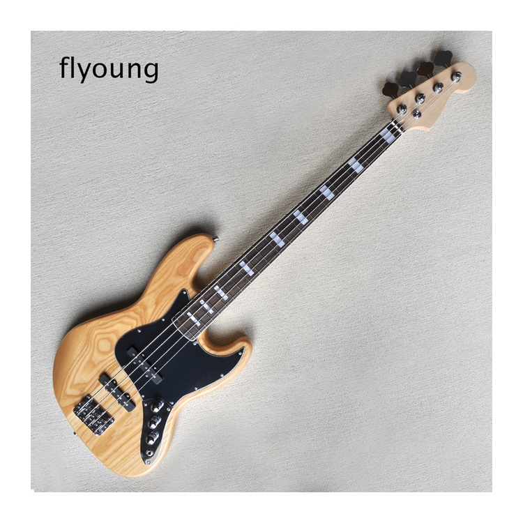 Flyoung Cheap Chinese Electric Guitar Hot Bulk Guitar String Acoustic Electric Guitar