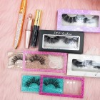 Eyelashes Private Label Cruelty Free 3d Faux Mink Eyelashes Eyelashes Vendor