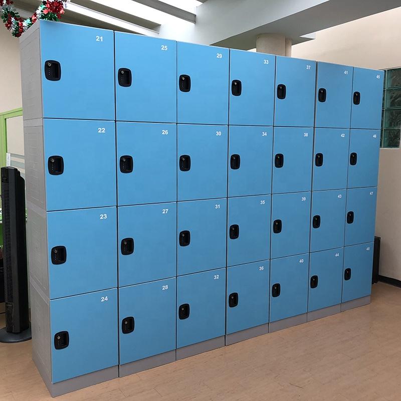 abs plastic locker office hospital medicine bedside tool cabinet