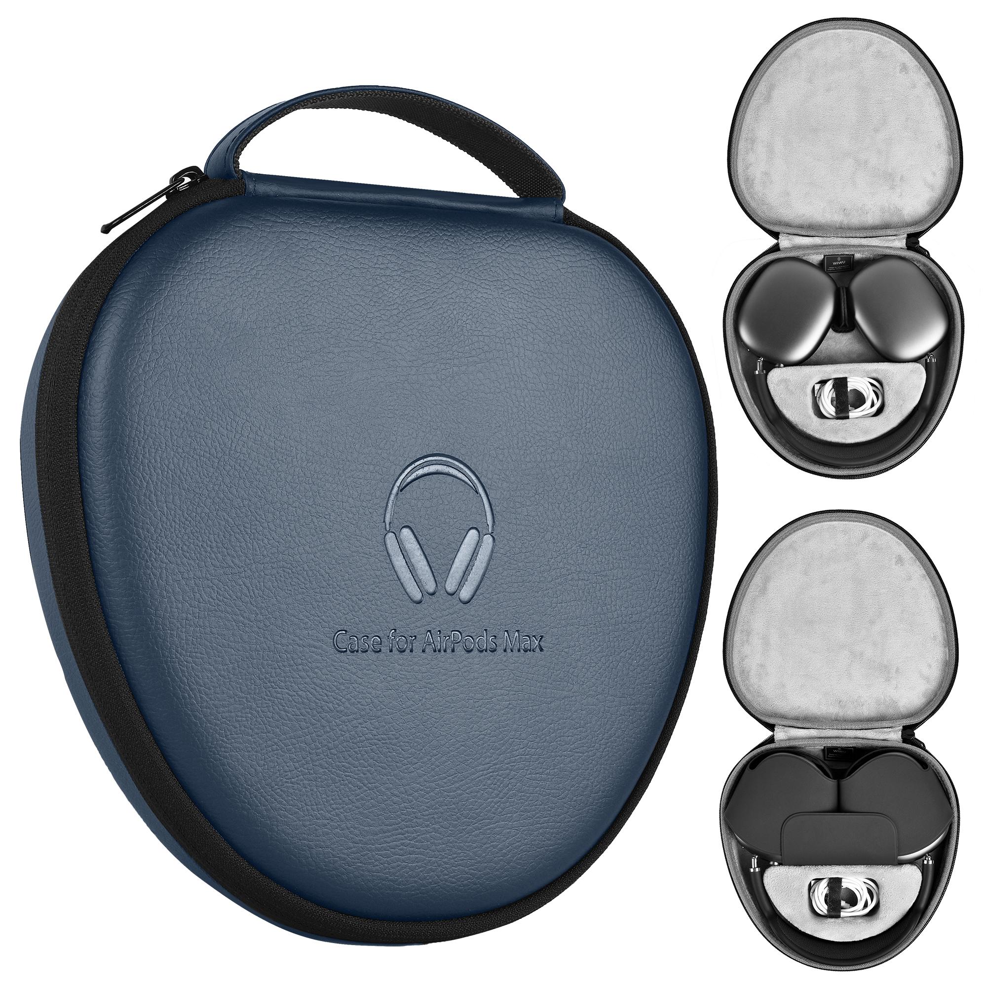 WiWU 适用于Airpod Max智能耳机套 (https://www.wiwu.net.cn/) AirPods 保护壳 第3张