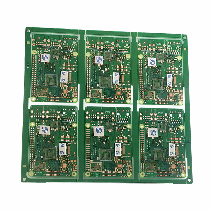 Custom air conditioner control board universal wireless 94v0 pcb board with rohs