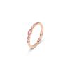 R1127:Rose Gold+pink