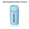 Blue Rechargeable battery version