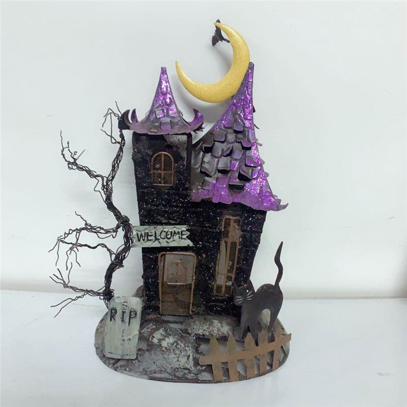 Halloween Haunted House Decorations.Decoration Metal Home 2020 Custom Decorations Factory Direct Sale Halloween Haunted House Buy Halloween Haunted House Halloween Haunted House Metal Home Halloween Decoration Product On Alibaba Com