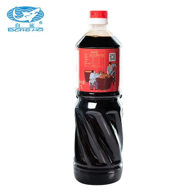 Chinese soy sauce 1 liter seasoning soy sauce special soy sauce family pack