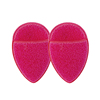2pcs Wate with bagr- red