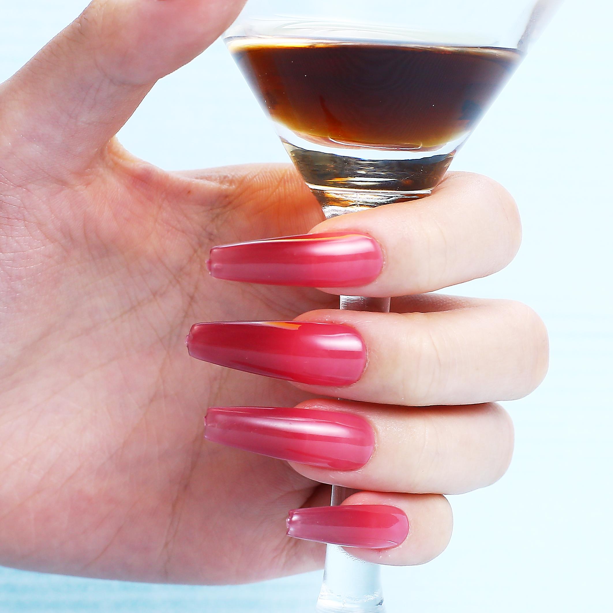 Private Label poly Gel Nail Polish Nail Gel Uv Led Gradient Professional semipermanentes Nail Supplies Salon Product Oem Bottle