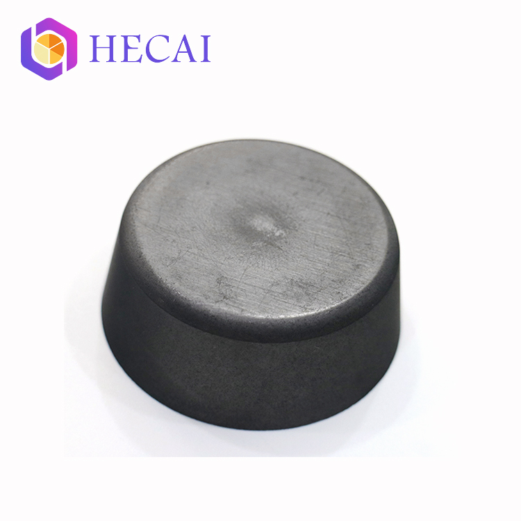 High purity graphite crucible of high frequency furnace induction furnace for gold, silver and copper smelting