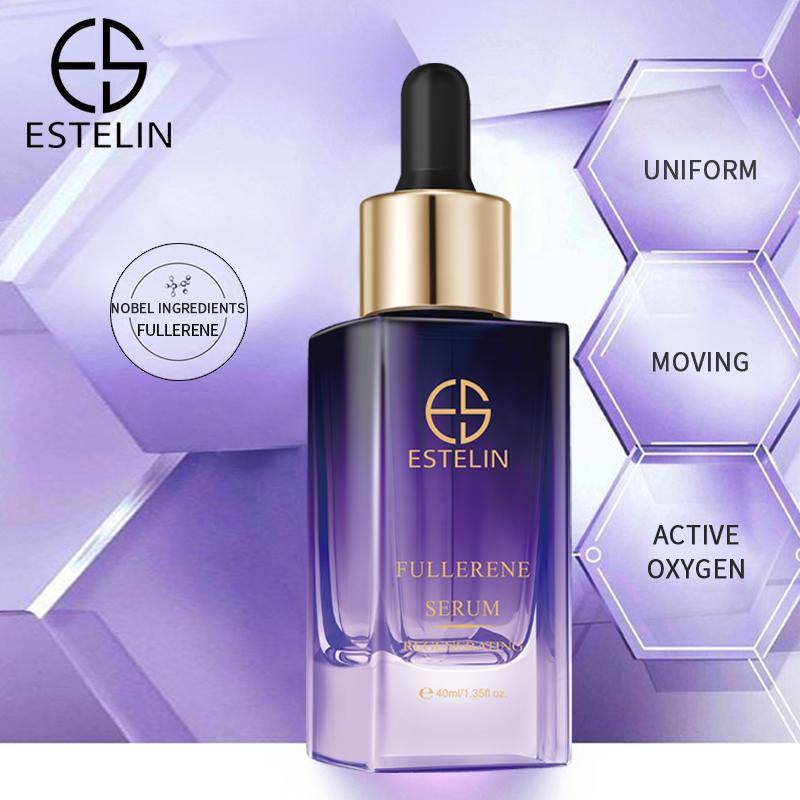 Popular ESTELIN Fullerene Vibrant Violet Smoothing Face Serum