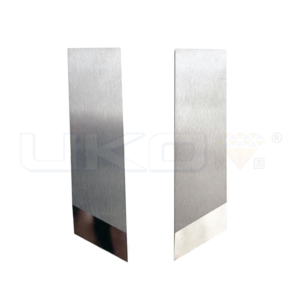 Hot wholesale groove blade tungsten carbide knives for cardboard slotting knife machine