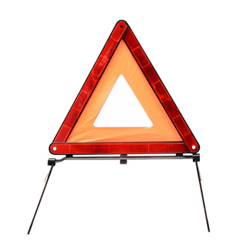 china flashing safety road light car emergency tool kit sign tripod warning triangle for road safety