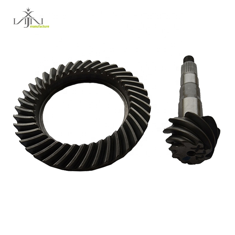 8/39 9/41 10/41 10/43 11/43 12/43 ratio crown wheel and pinion gear bevel gear for toyota land cruiser hiace hilux