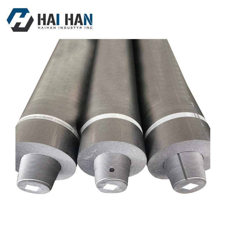 UHP grade graphite electrode diameter 100 200 300 400 500 4tpi 3tpi 4tpil