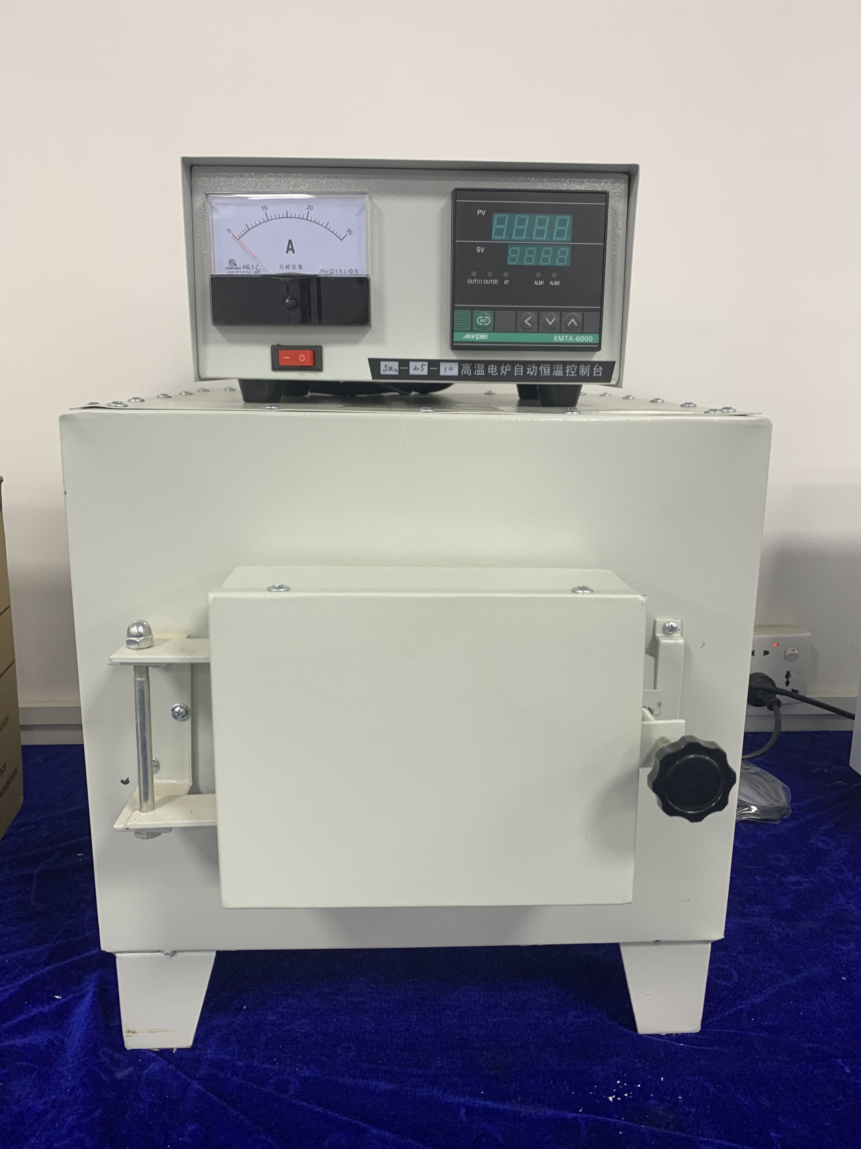ZL Laboratory Used Industrial Electric Heat Treatment Muffle Furnace