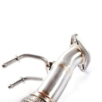 Wholesale Latest Product Stainless Steel Valvetronic Exhaust Pipe Tip For Ford Focus 1.5T Downpipe