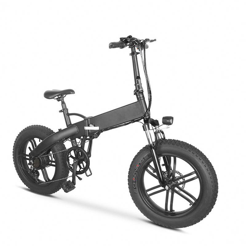 Newest Popular 500W Lithium Battery Electric Bike Conversion Kit Motor Lithium Battery Folding Electric Bike
