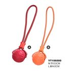 Pet Ball Toy Chew Toy With Rope Wholesale Pet Chewing Ball Toy Dog Durable Rope Toy With Ball Pet Bite Resistant Tooth Training Floating Toy