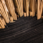 Grass Broom Strong And Wear-resistant Grass Bamboo Broom
