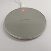 gray wireless charging pad