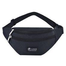 Маленькая поясная сумка, Женская поясная сумка, сумка Оксфорд, женская сумка для мужчин, сумка банана, Женская поясная сумка, дамская сумка д...(Китай)