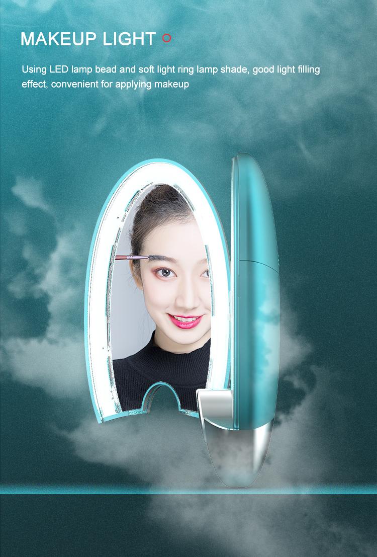 2021 Hot Home USE Steamer Facial Face Mist Nano Spray Beauty Steamer