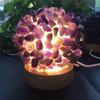 amethyst quartz lamp