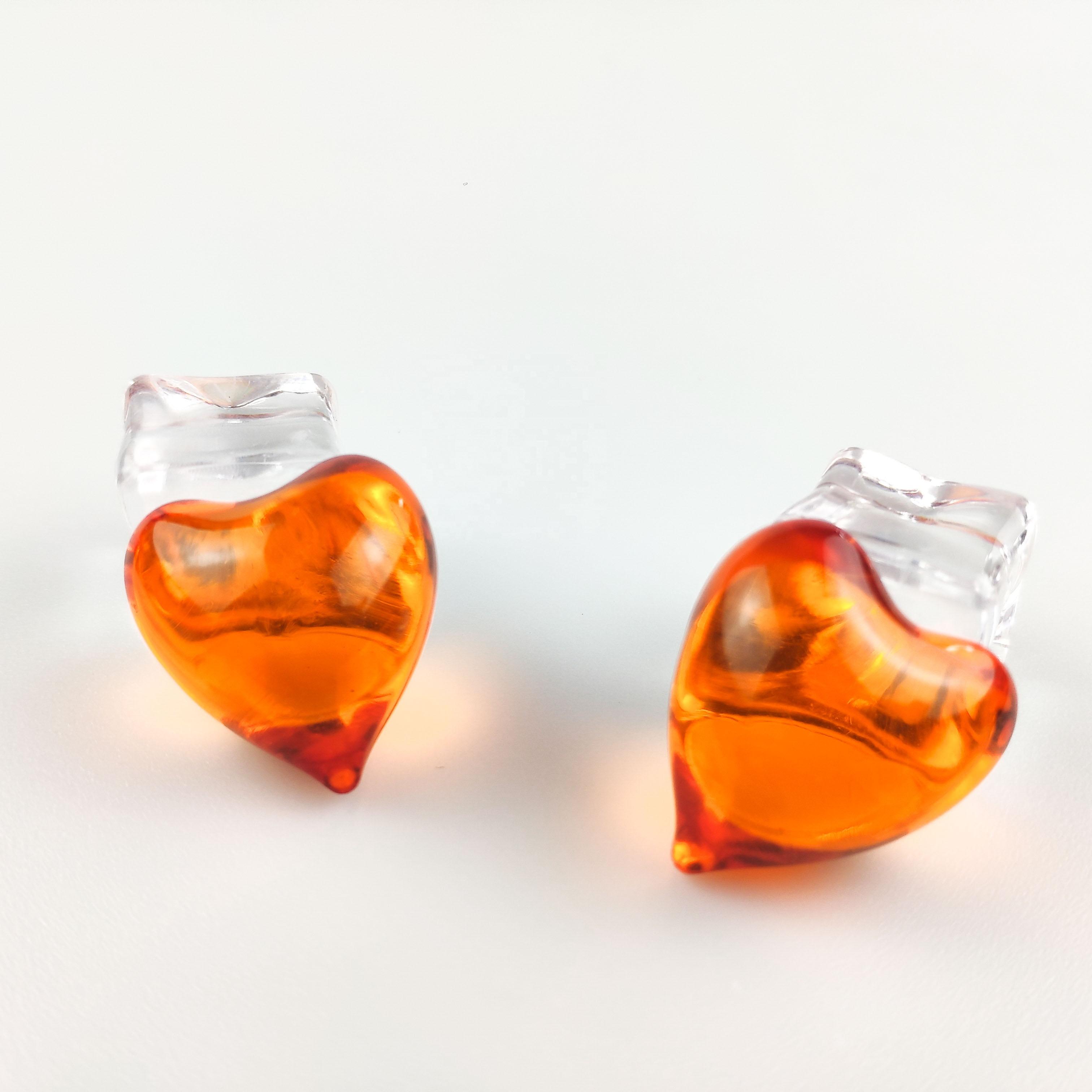 Масло-шарик для домашней спа-ванны, смягчает и увлажняет кожу, страсть, долговечный аромат, форма сердца, подарок на день Святого Валентина