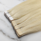 Bone Hair Extensions Virgin Russian Human Hair Xiangsi Bone Straight Double Drawn Remy Tape In Hair Extensions 100% Russian Human Cuticle Hair Invisible Tape Hair Extensions
