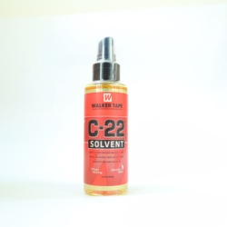 Lace tape glue releaseWalker Tape C22 Solvent 4Oz Spray For Lace Wigs & Toupees Adhesive remover