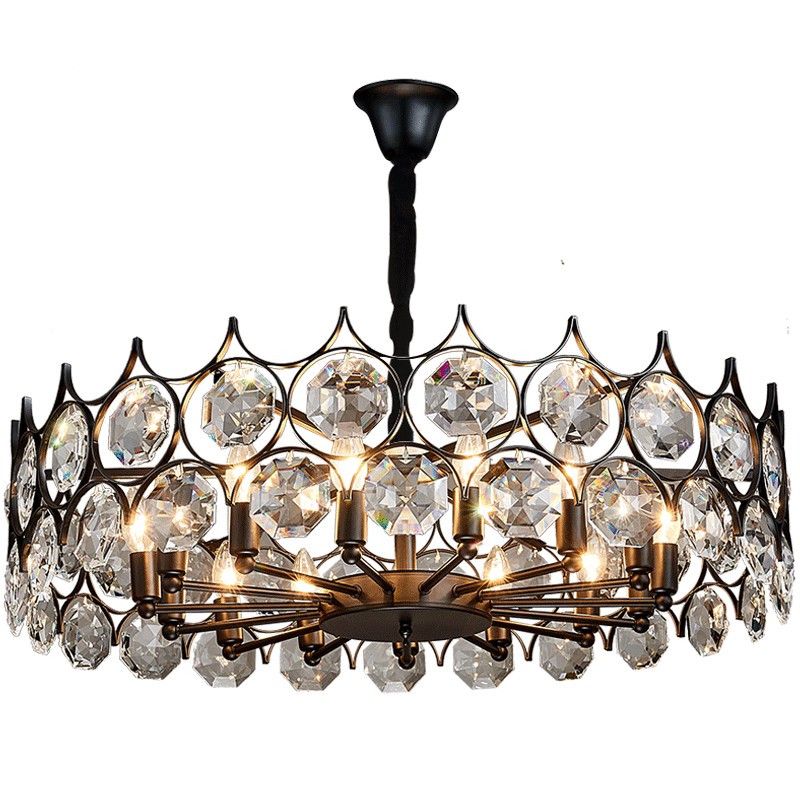 Classic Loft Style Industrial Interior Restaurant Hotel Home Egypt Crystal Chandelier Lamp Buy Pendant Chandelier Light Crystal Chandelier Simple Design Hanging Lamp Product On Alibaba Com