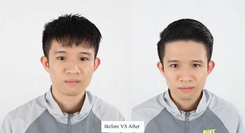 Volumist Coconut Oil Hair Dry Powder Clay hair glue Hair Extension Tools