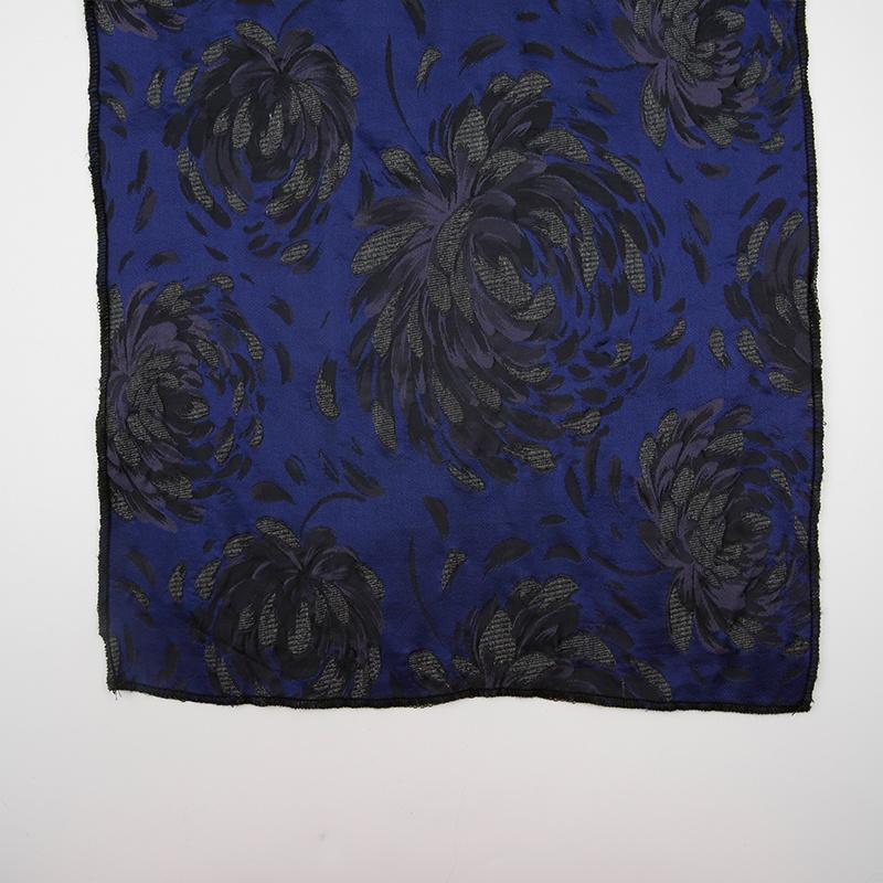new design JDY647 luxury garment material Brocade wool acrylic woven Jacquard Fabric for women dress